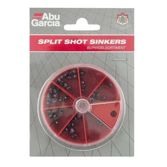 Abu Garcia Assorted Split Shot Sinkers