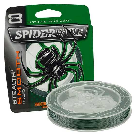 Spiderwire Stealth Smooth 8 Moss Green 3000 m