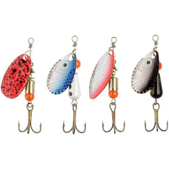 Abu Garcia Lures Kit Trout Spinner