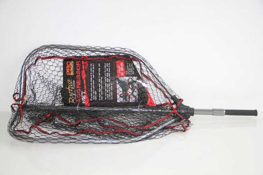 Rapture Aggressor Rubber Net
