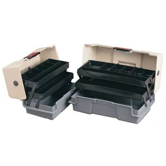 Zebco 2 Drawers Toolbox