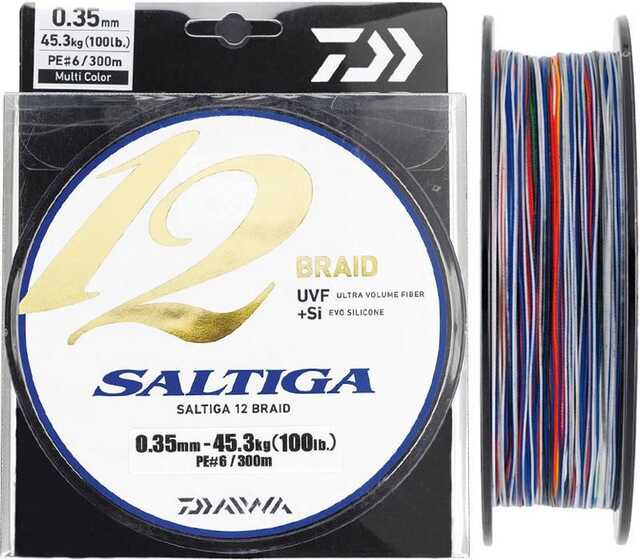 Daiwa 12 Braid - Saltiga