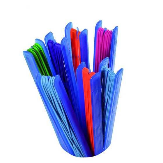 Colmic Elásticos para Enchufable Color Damper 5 Mt