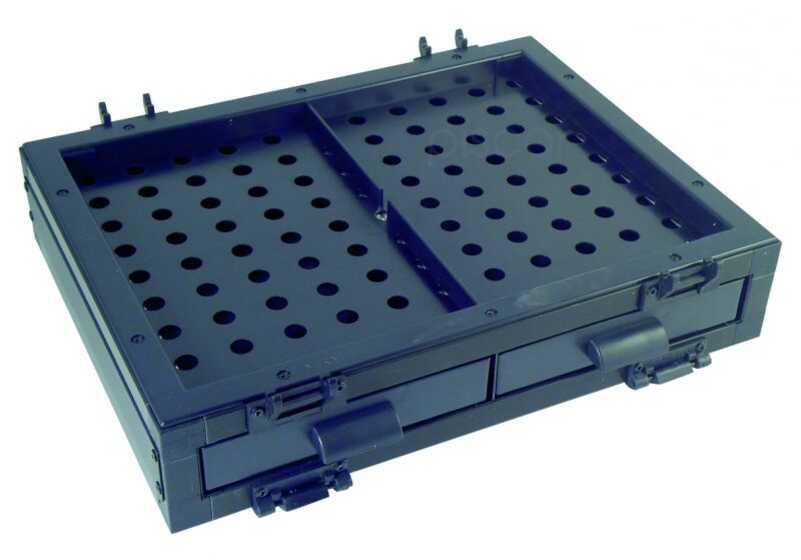 Maver Módulo Aluminio 2 Cajones