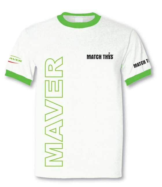 Maver T-Shirt Outline