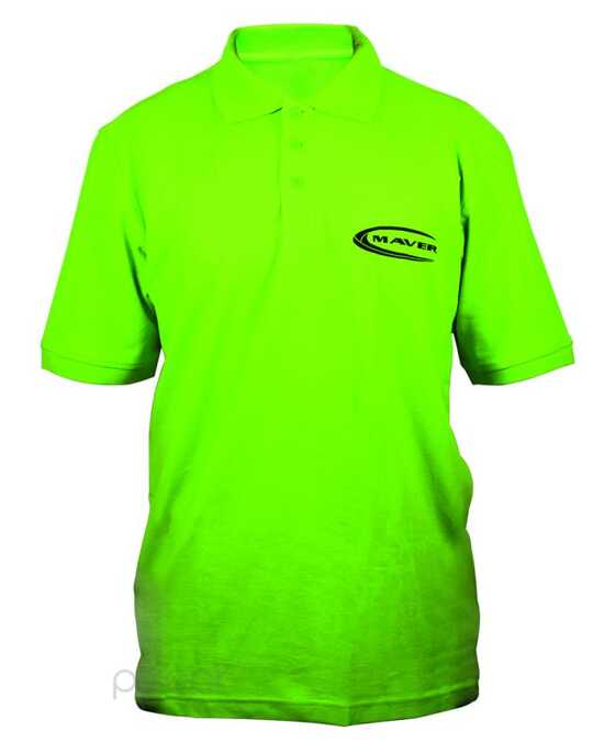 Maver Apple Green Polo