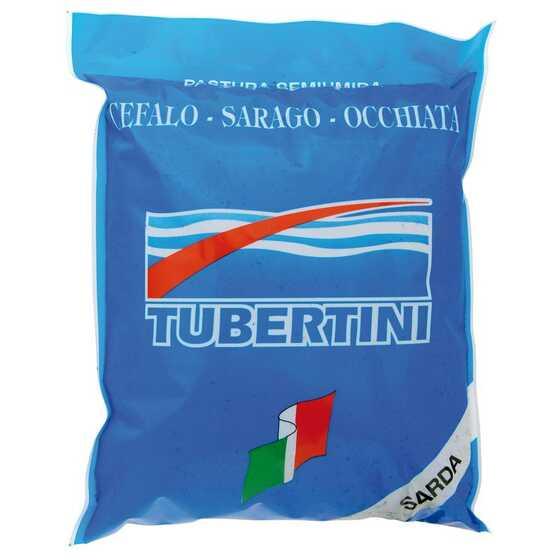 Tubertini Halbfeuchtes Futter Geschmack Pelamide - Äsche - Brasse