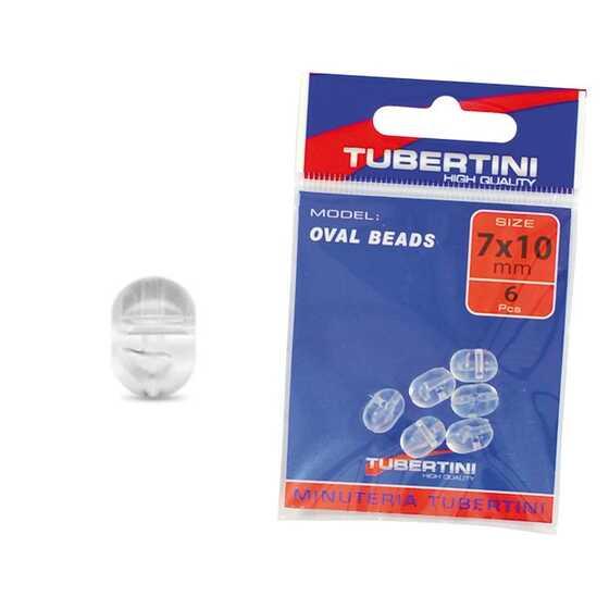 Tubertini Oval Beads