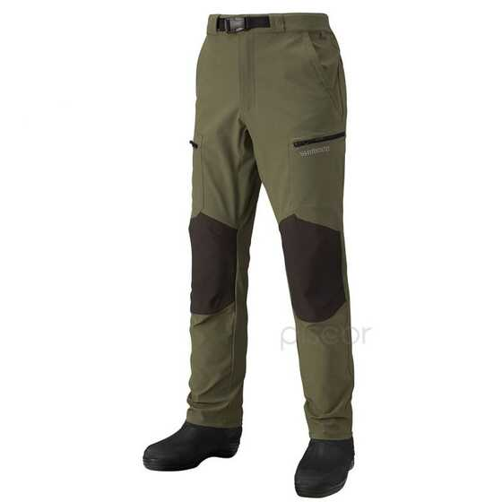 Shimano Pantalons Windproof Stretch