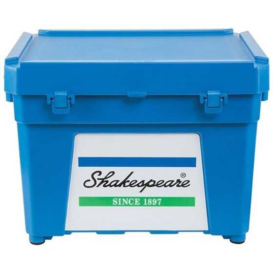 Shakespeare Seat Box