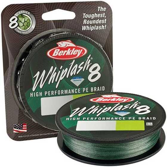 Berkley Whiplash 8 Green