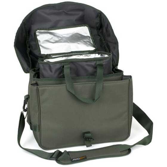 Shimano Tribal Stalker + Floater bag