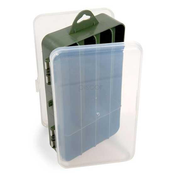 Lineaeffe Caja 2 Tapas Transparentes