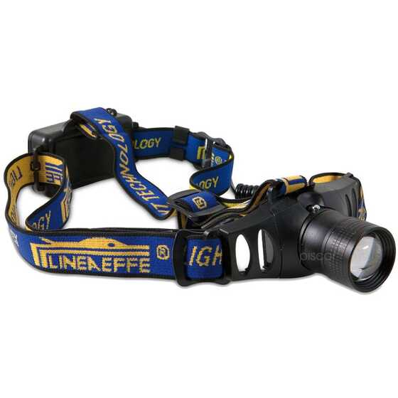 Lineaeffe Luz Frontal 3 Watt Led Zoom
