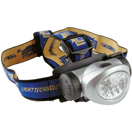 Lineaeffe Luz Frontal 8 Luces Led