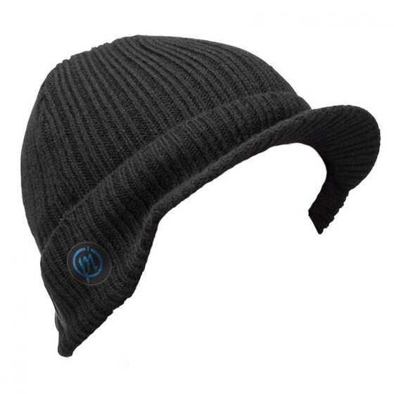 Preston Peaked Beanie Hat