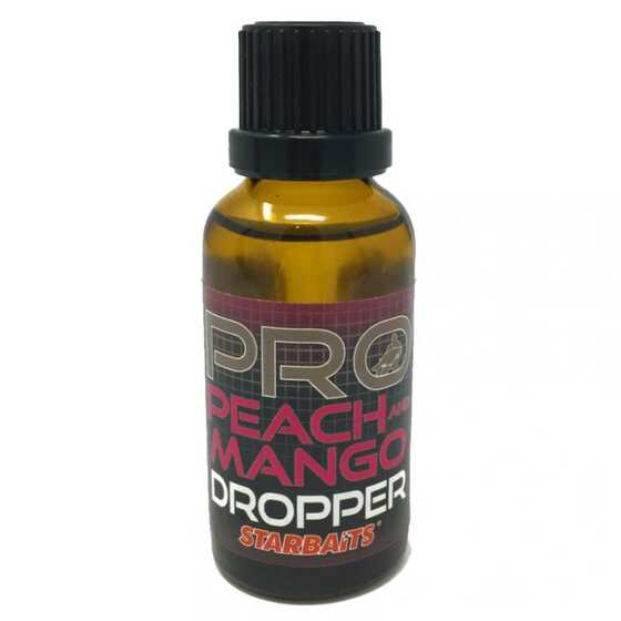 Starbaits Probio Dropper Peach + Mango