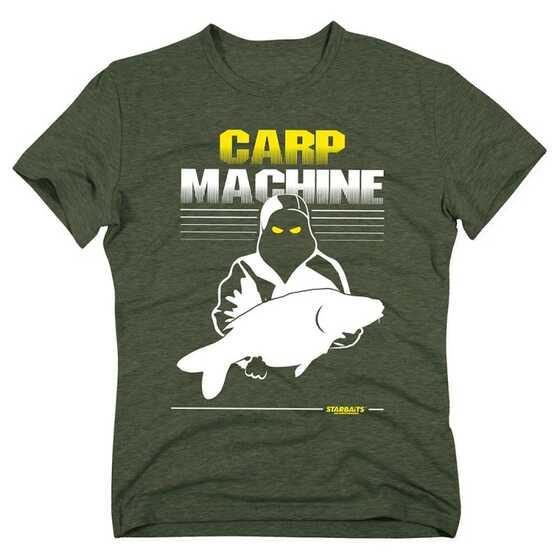 Starbaits T-Shirt Carp Machine