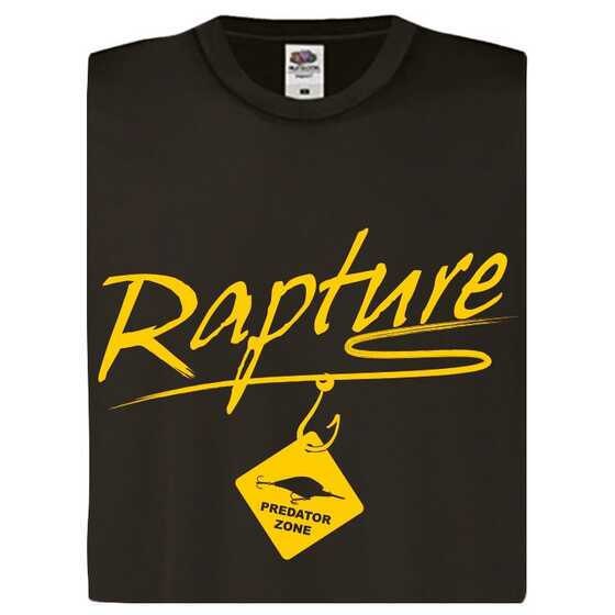 Rapture Predator Zone T-shirt Graphite