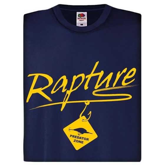 Rapture Predator Zone T-shirt Navy