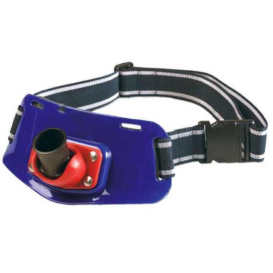 Lineaeffe Cinturón para Caña Red -Blue