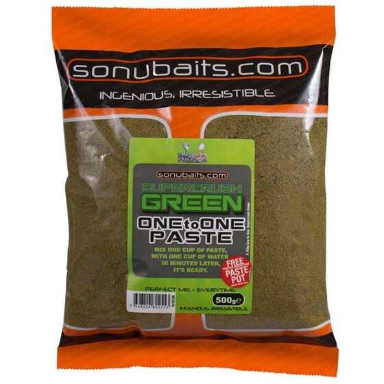 Sonubaits One to One Supercrush Green