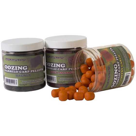 Sonubaits Oozing Barbel + Carp Pellets