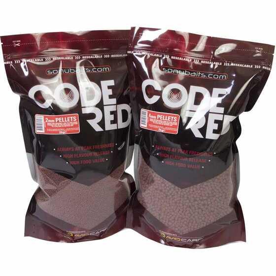 Sonubaits Code Red Pellets