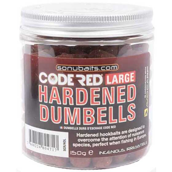 Sonubaits Code Red Hardened Dumbell Hookbaits