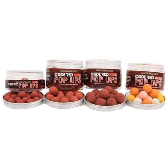 Sonubaits Code Red Pop Ups