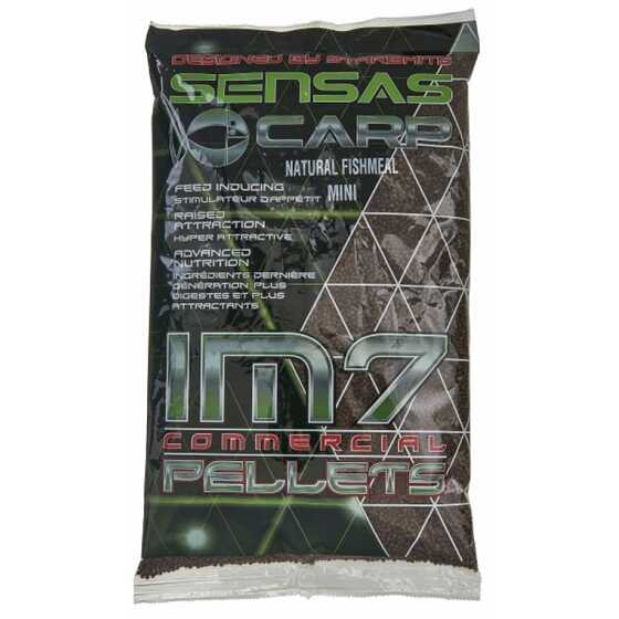 Sensas IM7 Pellet Extrudes Natural Fishmeal