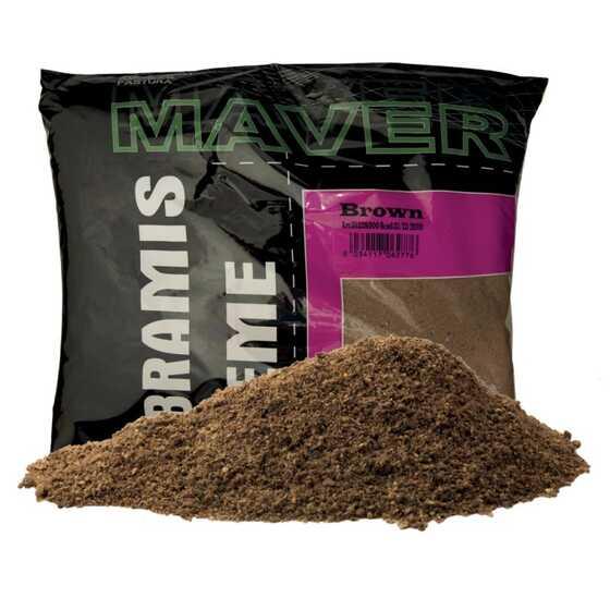 Maver Amorce Abramis Brown