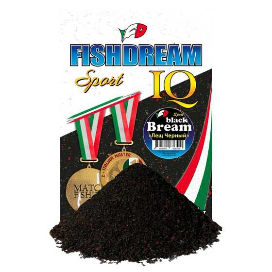 Maver Fish Dream Sport Bream Black