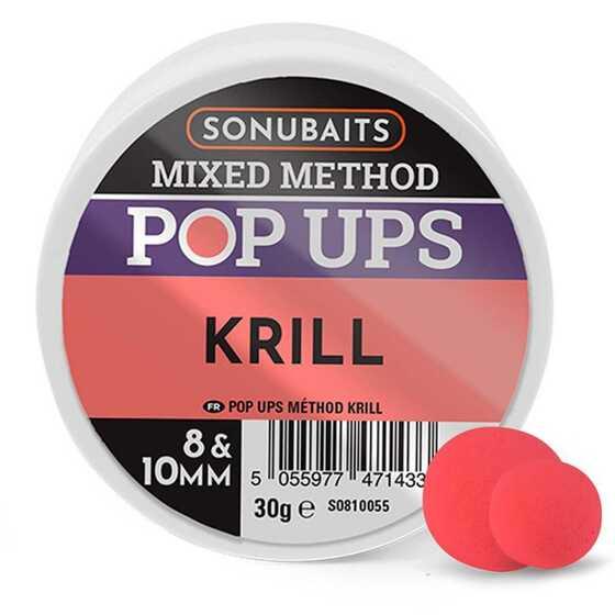 Sonubaits Mixed Method Pop Ups