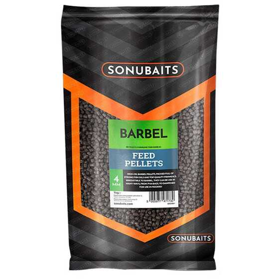 Sonubaits Barbel Feed Pellets