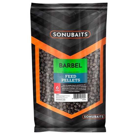 Sonubaits Barbel Feed Pellets