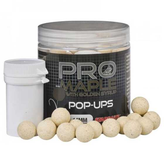 Starbaits Probiotic Mapple Pop Ups