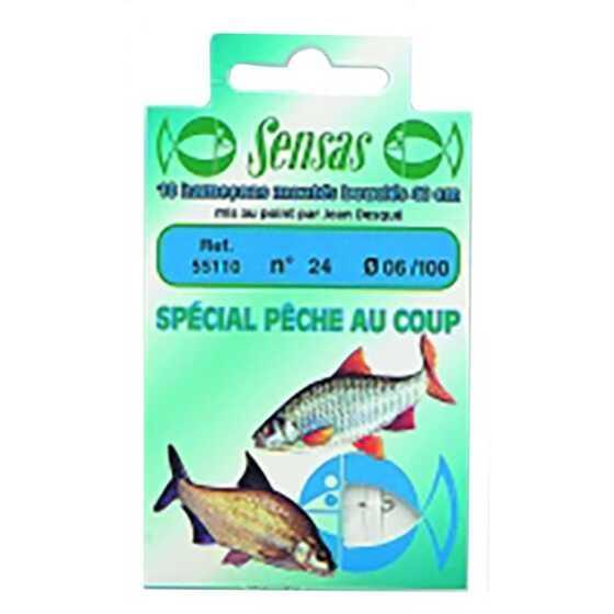 Sensas Anzuelos Especiales para la Pesca
