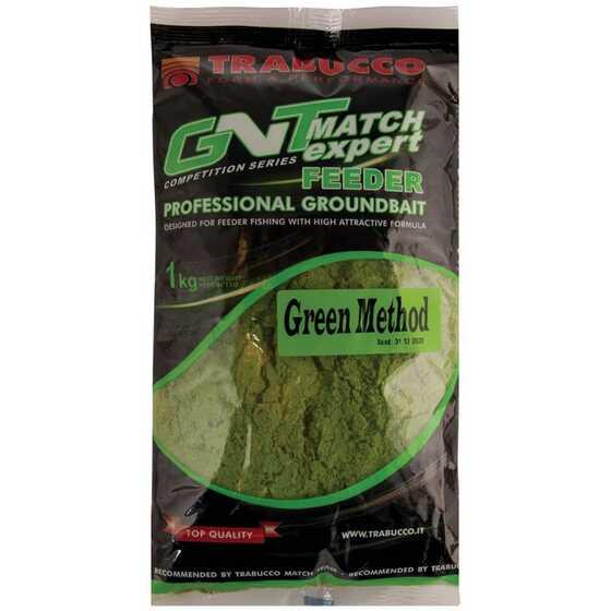 Trabucco Gnt Feeder Expert Green Method