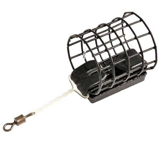 Trabucco Airtek Black Wire Cage Feeder