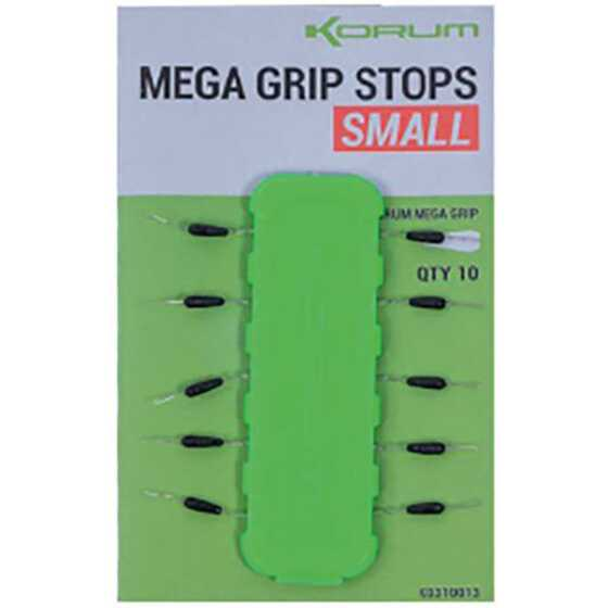 Korum Mega Grip Stops Small