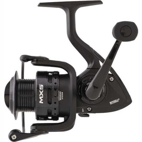 Mitchell MX5 Spinning