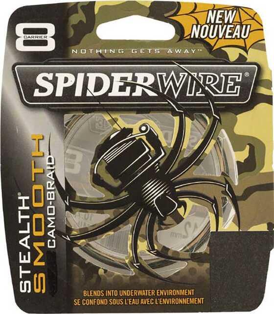 Spiderwire Stealth Smooth 8 Camo