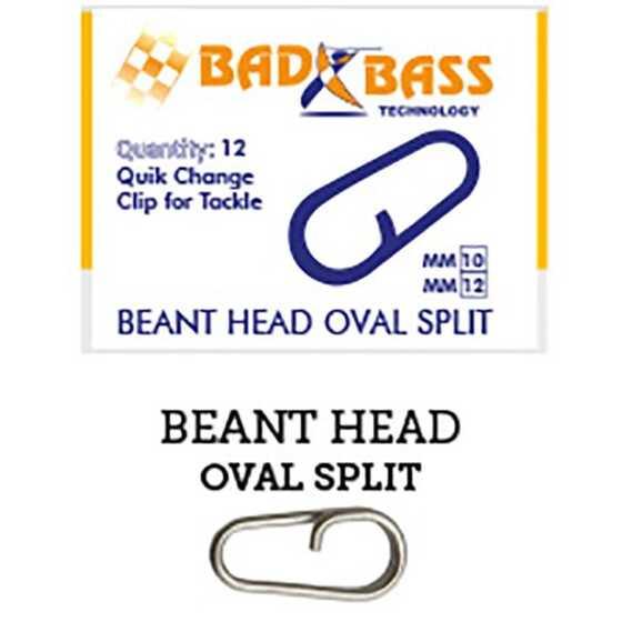 Bad Bass Beant Head Oval