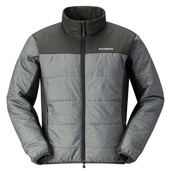 Shimano Light Insulation Jacket Charcoal