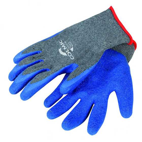 Colmic Rubber Grip Gloves Official Team