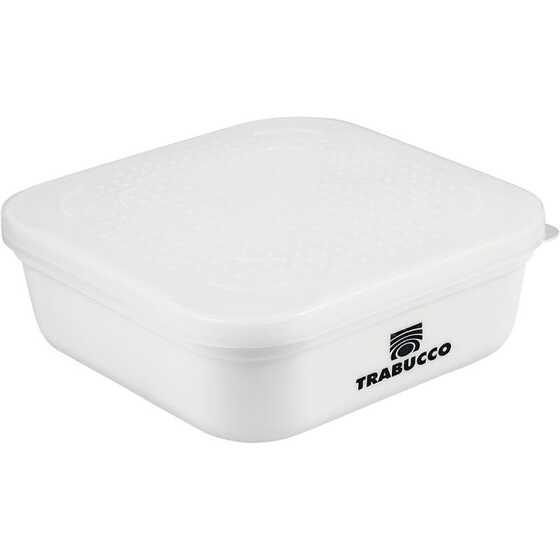 Trabucco Bait Box White