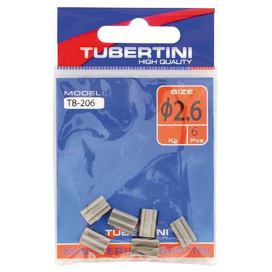 Tubertini Manicotto Di Serraggio Doppio In Acciaio TB 206