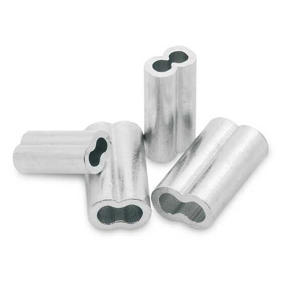Tubertini Manicotto Di Serraggio Doppio In Alluminio TB 2606