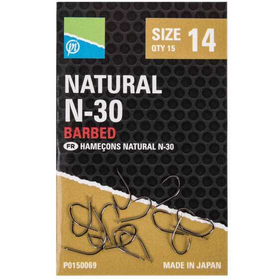 Preston Natural N 30 Hook